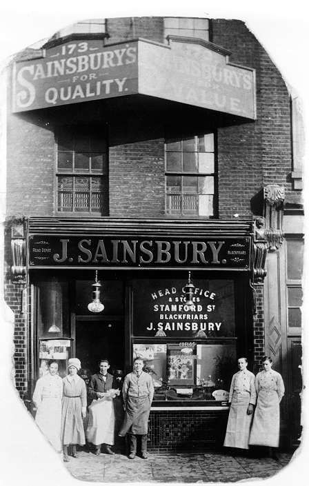 Sainsbury's Archives Virtual Museum - Timeline on